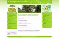 kitas-geiselbach.de Webseite Vorschau