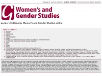 gender-studies.org