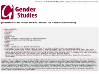 genderstudies.de