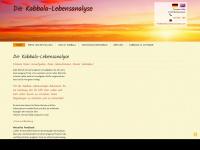 kabbala-lebensanalyse.com