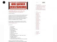 logopaediethum.wordpress.com Webseite Vorschau