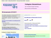 collegium-alexandrinum.de