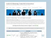 kredit-fuer-selbststaendige.de