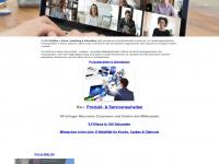 kvikongress.de Webseite Vorschau