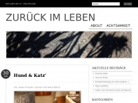Zurueckimleben.wordpress.com