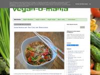 vegan-o-mania.blogspot.com Webseite Vorschau