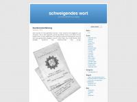schweigendeswort.wordpress.com