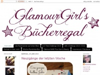 Glamour-buecherregal.de