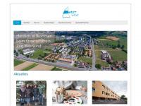 zug-westwind.ch Webseite Vorschau