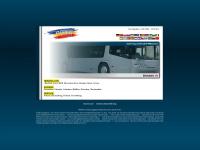 1a-bus.de Webseite Vorschau