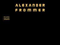 Alexanderfrommer.de