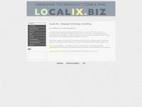 localix.biz Webseite Vorschau