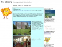 kita-etzberg.ch Webseite Vorschau