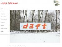lorenz-estermann.com Webseite Vorschau