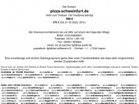 pizza-schweinfurt.de