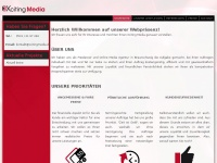 xcitingmedia.de Webseite Vorschau