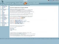 amfootball-serien.com Webseite Vorschau