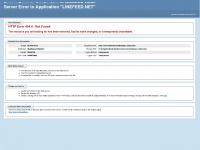 kinderkrawatten.com Webseite Vorschau