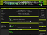 cbfunknetz.info Webseite Vorschau