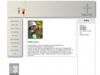 kita-adorf.de Webseite Vorschau