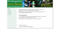 kita-herz-mariae-kassel.de Webseite Vorschau