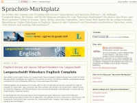 sprachen-marktplatz.blogspot.com