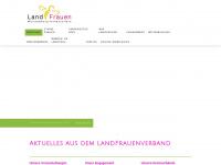 landfrauenverband-wh.de