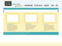 kidsbistro.de Webseite Vorschau