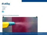 pulverbeschichtung-eckla.de