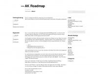 Akroadmap.wordpress.com