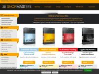 shopmasters.hu Webseite Vorschau