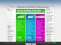 pro24.hu Webseite Vorschau