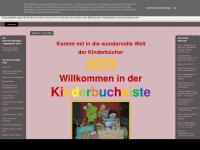 kinderbuchkiste.blogspot.com Webseite Vorschau