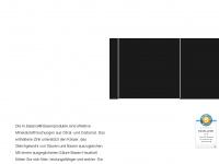 tribalance.de Webseite Vorschau