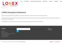 lonex-berlin.de Webseite Vorschau