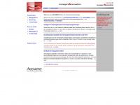 m4i.de Webseite Vorschau