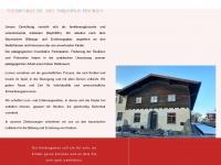kinderhaus-raenkam.de Webseite Vorschau