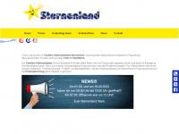 kinder-sternenland.eu Webseite Vorschau