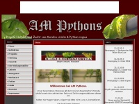 ampythons.de.tl Webseite Vorschau