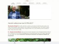 ki-project.de Webseite Vorschau