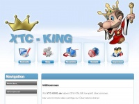 xtc-king.de Webseite Vorschau