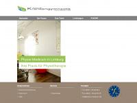 physio-medicum.de Webseite Vorschau