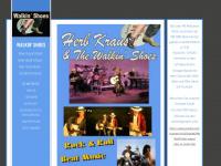 walkin-shoes.de Webseite Vorschau