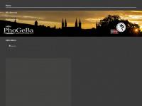 phogeba.de Webseite Vorschau