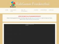 kidsgames-frankenthal.de Webseite Vorschau