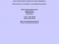 zubehörmeister.de Webseite Vorschau