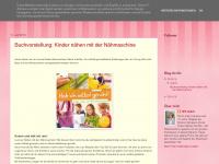 kindernaehmaschine.blogspot.com Webseite Vorschau