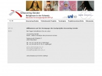 uncovering-gender.ch Thumbnail