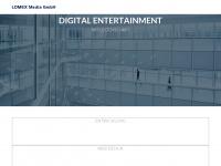 lomexmedia.de Webseite Vorschau