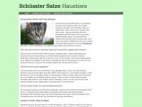 schuessler-salze-haustiere.de
